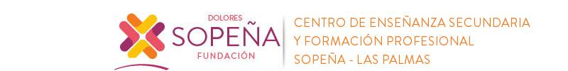 Fundación Dolores Sopeña. Centro de Enseñanza secundaria y Formación profesional, Las Palmas de Gran Canaria