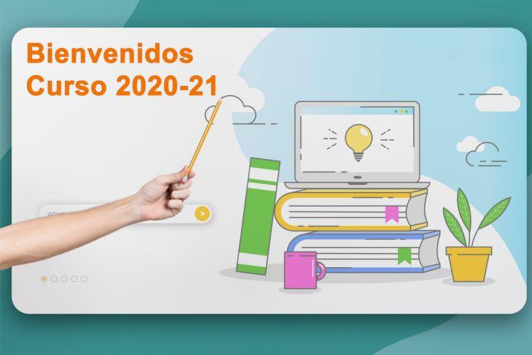 bIENVENIDA AL CURSO 2020/21